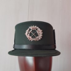 Militaria: GORRA MONTAÑERA DE GUARDA FORESTAL DE ICONA (LEER DESCRIPCION). Lote 145881361