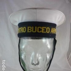 Militaria: LEPANTO CENTRO BUCEO ARMADA - GORRA. Lote 136065982