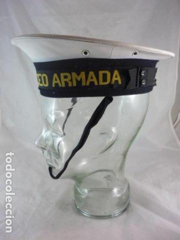 Militaria: Lepanto Centro Buceo Armada - Gorra - Foto 3 - 136065982