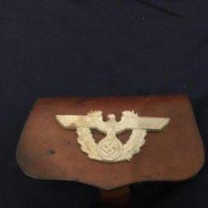 Militaria: CARTUCHERIN POLICIA ALEMANA TERCER REICH. Lote 136201014