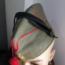 Militaria: CHAPIRI LEGIONARIO CONFECCIÓN ACTUAL. EJÉRCITO ESPAÑOL. ESPAÑA. Lote 194550961