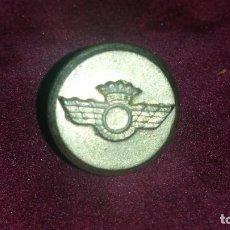 Militaria: BOTÓN DEL EJÉRCITO DEL AIRE. Lote 136281886