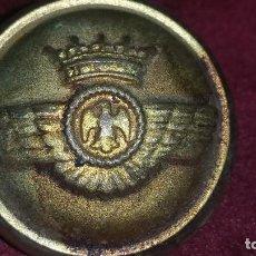 Militaria: BOTÓN DEL EJÉRCITO DEL AIRE. Lote 136282022