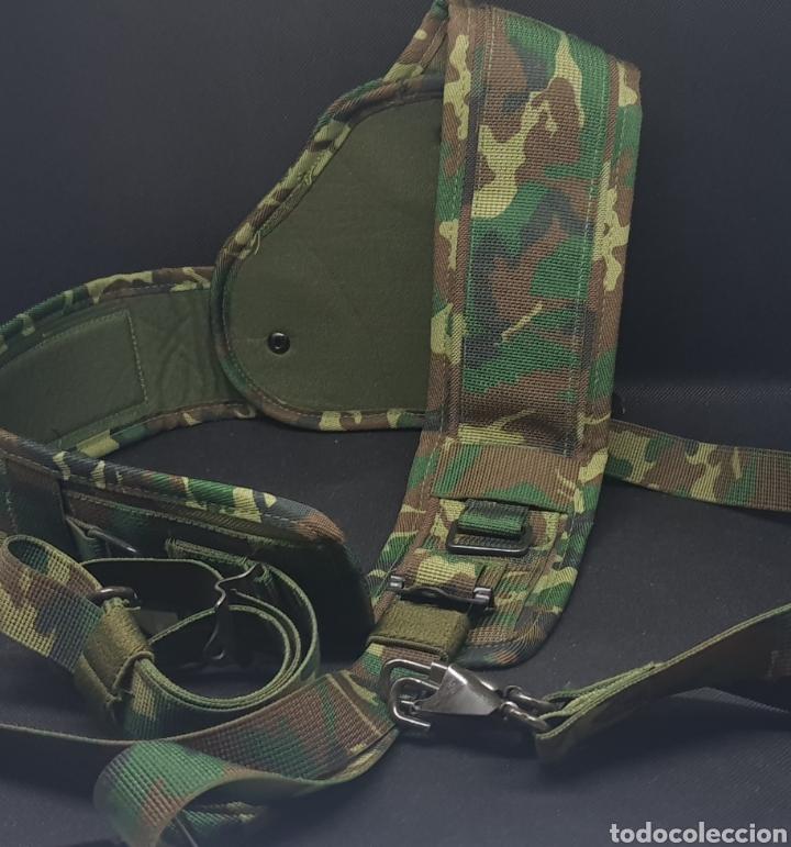 CINCHA MILITAR EJÉRCITO DE TIERRA - CAR116 (Militar - Otros relacionados con uniformes )