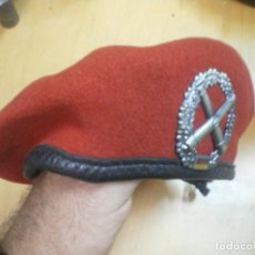 Militaria: BOINA ALEMANA ARTILLERIA. Lote 136501670