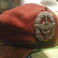 Militaria: BOINA ALEMANA INTENDENCIA. Lote 136504006