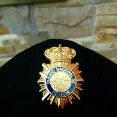 Militaria: GORRA POLICÍA NACIONAL DESCATALOGADA. Lote 136615202