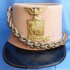 Militaria: SHAKÓ - 1890 - NUEVA YORK GUARDIA NACIONAL. Lote 136703150