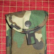 Militaria: CARTUCHERA MIMETIZADA.. Lote 136816790