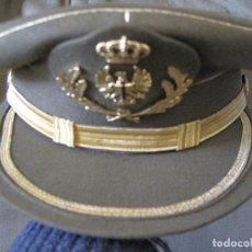 Militaria: GORRA MILITAR EJERCITO ESPAÑOL - OFICIAL DEL ARMA DE INFANTERIA.. Lote 137229426