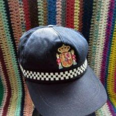 Militaria: GORRA POLICIA LOCAL. Lote 137277310