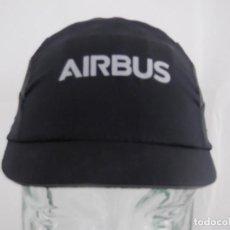 Militaria: GORRA DE SEGURIDAD DE AIRBUS - CASCO AVIACION HARDCAP AEROLITE AIRE AVION AEREO DEFENSA MILITAR. Lote 137342998