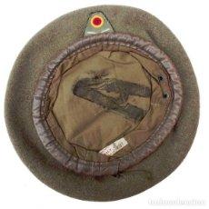 Militaria: RFA- BOINA PANZER SCHUTZMUTZE-BUNDESWEHR.. Lote 137424386