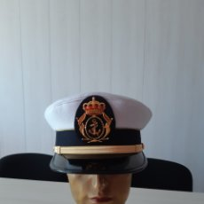 Militaria: GORRA DE PLATO ARMADA SUBOFICIAL. Lote 137516538