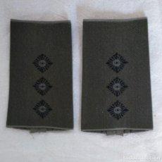 Militaria: HOMBRERAS MANGUITOS DE OFICIAL, EJÉRCITO ALEMÁN.. Lote 137766934