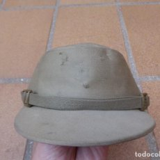 Militaria: GORRILLA DE FAENA DEL EJÉRCITO ESPAÑOL. M-67 MILI. Lote 137932538