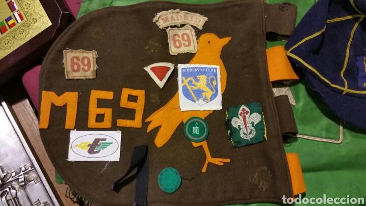 Militaria: Guión y gorra de BOY Scout España y Madrid - Foto 4 - 138841492