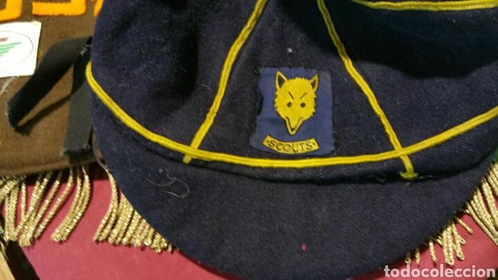 Militaria: Guión y gorra de BOY Scout España y Madrid - Foto 5 - 138841492
