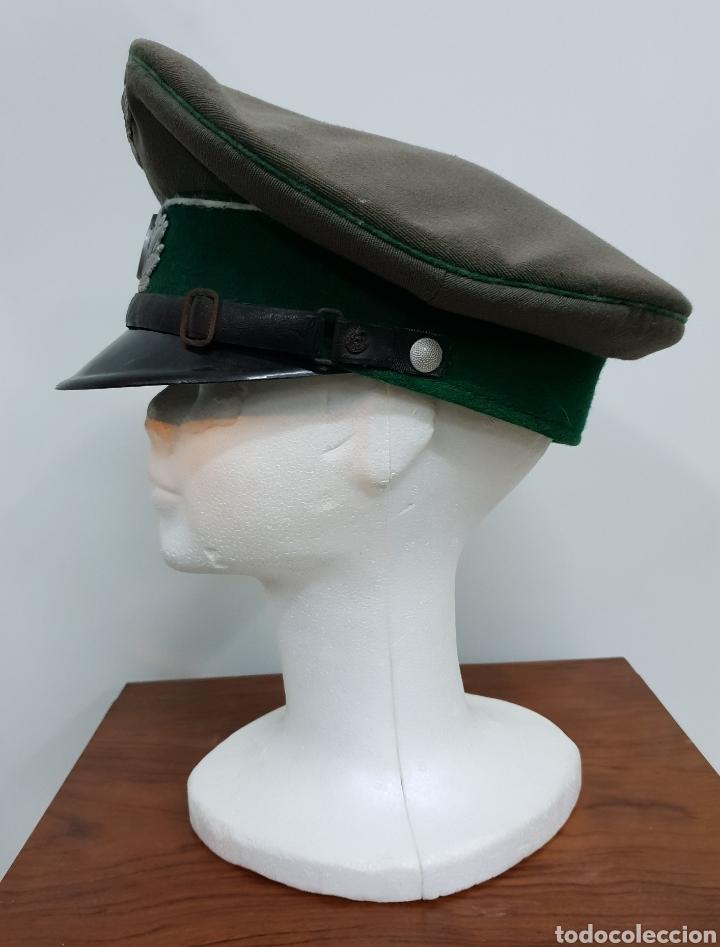 Militaria: Gorra alemana II Guerra mundial - Foto 3 - 139223084