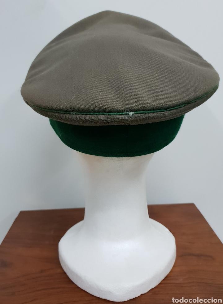 Militaria: Gorra alemana II Guerra mundial - Foto 4 - 139223084