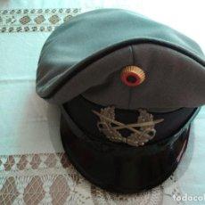 Militaria: GORRA DE PLATO DE OFICIAL CABALLERIA EJERCITO ALEMAN BUNDESWEHR. Lote 139454258