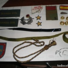 Militaria: LOTE DE INSIGNIAS VARIADO. Lote 139597938