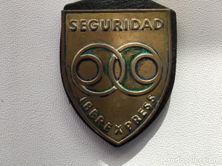 PEPITO DE EMPRESA DE SEGURIDAD (Militar - Otros relacionados con uniformes )