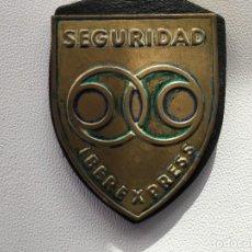 Militaria: PEPITO DE EMPRESA DE SEGURIDAD. Lote 139723230