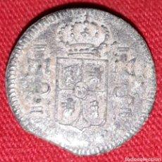 Militaria: BOTON MILITAR FERNANDO VII 1808 - 1833. Lote 140012093