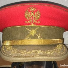 Militaria: GORRA DE GENERAL DE REGULARES. Lote 140036070