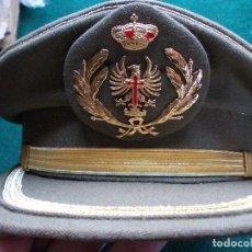 Militaria: GORRA DE COMANDANTE. Lote 140080962