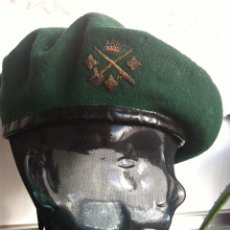 Militaria: BOINA DE TENIENTE GENERAL. Lote 140214306