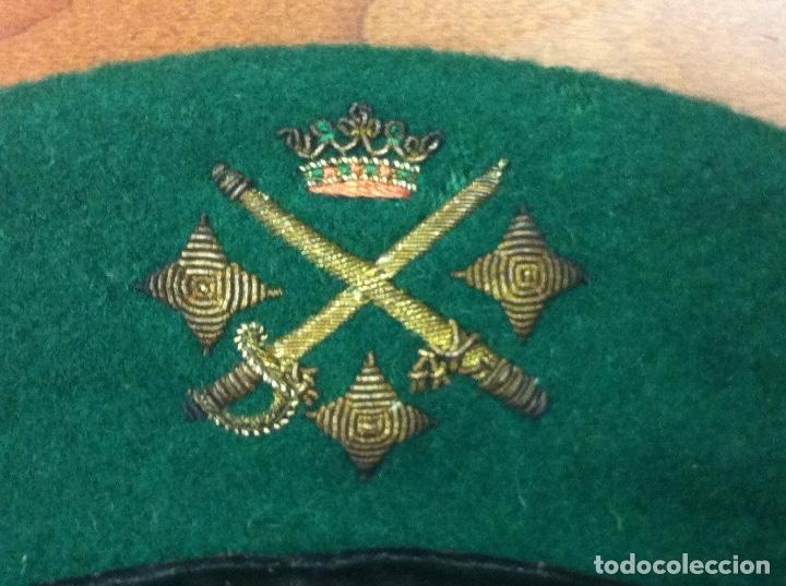 Militaria: Boina de teniente general - Foto 2 - 140214306