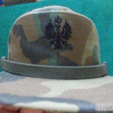 Militaria: GORRA EJERCITO ESPAÑOL TALLA 56. Lote 140221554