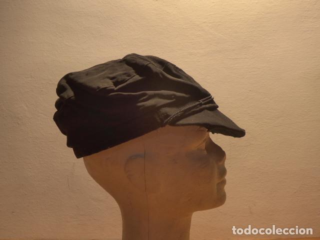 Militaria: Antigua gorra de obrero de principios s.XX, tipica de republicanos de guerra civil, original. - Foto 2 - 140420826