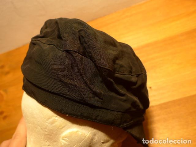 Militaria: Antigua gorra de obrero de principios s.XX, tipica de republicanos de guerra civil, original. - Foto 4 - 140420826