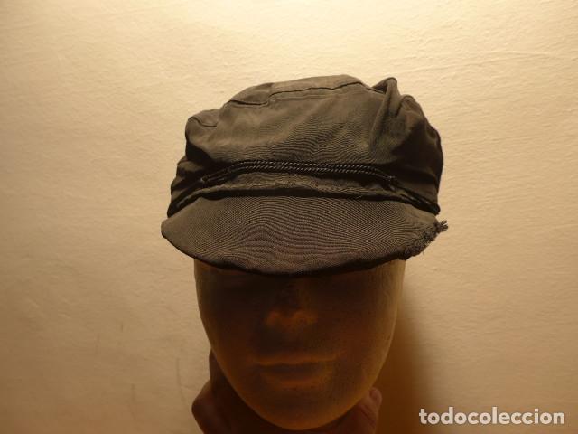 Militaria: Antigua gorra de obrero de principios s.XX, tipica de republicanos de guerra civil, original. - Foto 8 - 140420826