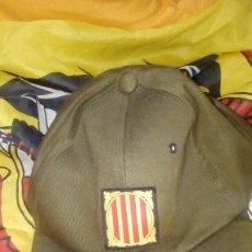 Militaria: GORRA DE AGENTE RURAL DE CATALUYA. Lote 140637874