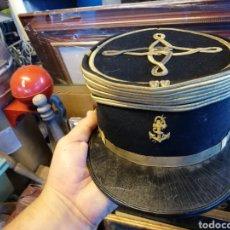 Militaria: GORRA DE OFICIAL DE GERDANMERIA FRANCESA.. SIN ROTURAS.. NI DESCOSIDO... Lote 141206448