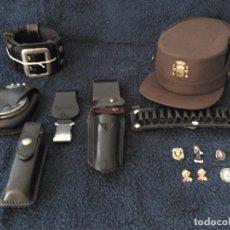 Militaria: POLICÍA. SEGURIDAD. GUARDA RURAL.. Lote 102087735