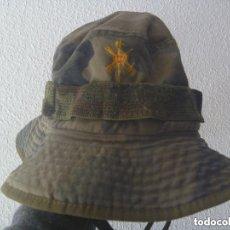 Militaria: LA LEGION : CHAMBERGO O PAMELA DE CAMPAÑA DE LEGIONARIO. MIMETIZADA BOSCOSO.. Lote 194870425