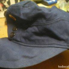 Militaria: GORRA ALEMANA TIPO M43. Lote 141609086