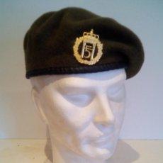 Militaria: BOINA O GORRA EJERCITO - TALLA 58. Lote 141671726