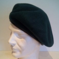 Militaria: BOINA O GORRA EJERCITO INGLES REPLICA KING AND COUNTRY WWII COMANDOS - TALLA 60. Lote 141672250