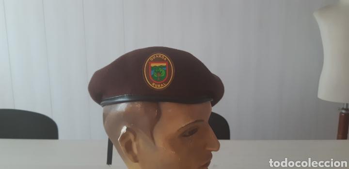 BOINA MARRON PARA GUARDA RURAL (Militar - Boinas y Gorras )
