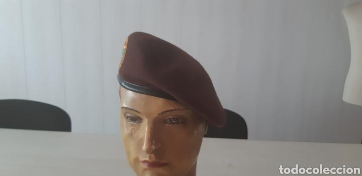 Militaria: Boina marron para guarda rural - Foto 2 - 141694601