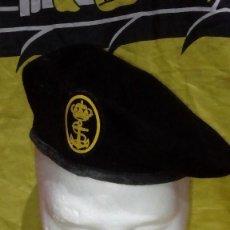 Militaria: BOINA DE LA ARMADA ESPAÑOLA. Lote 141715774