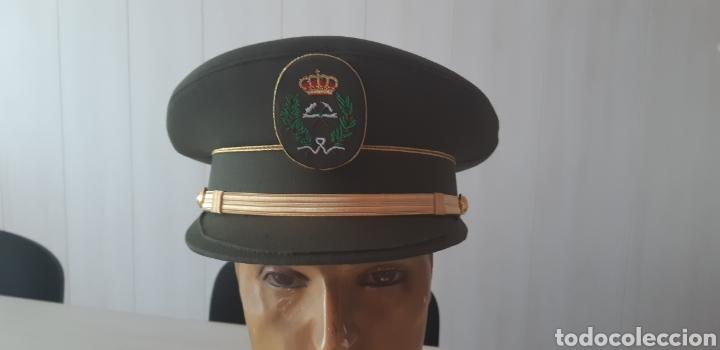 GORRA SE GALA PARA GUARDA FORESTAL (Militar - Boinas y Gorras )