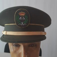 Militaria: GORRA SE GALA PARA GUARDA FORESTAL. Lote 141743724