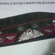 Militaria: GORRO MILITAR RUSO.. Lote 142209068